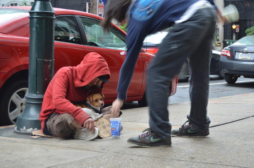 Philadelphia homeless