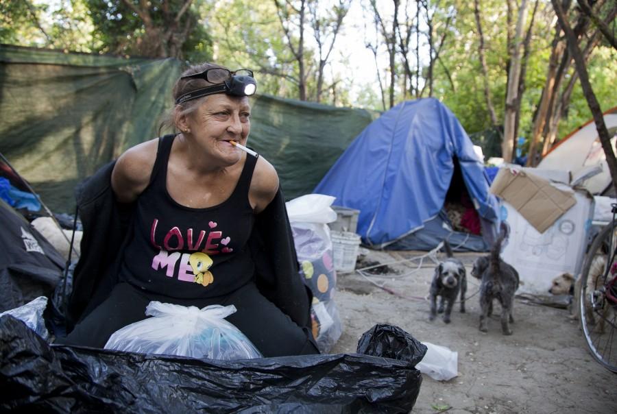 San Jose homeless