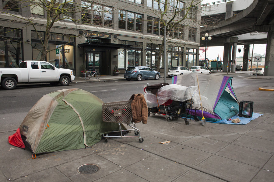 Seattle homeless