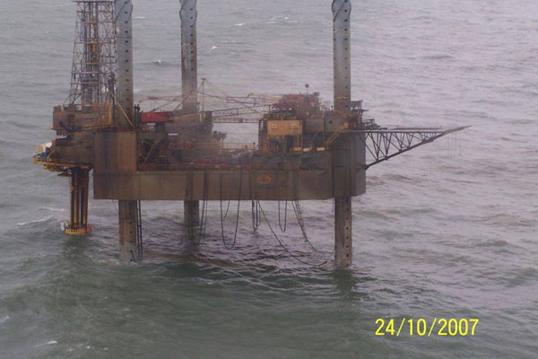 Usumacinta Jack-up Deadliest Accidents in Oil And Gas Industry