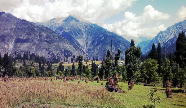 Arang Kel Azad Kashmir - Best Camping Sites in Pakistan