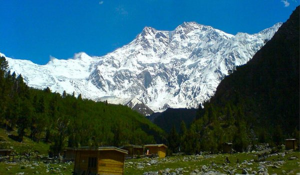 Beyal Camp - Best Camping Sites in Pakistan