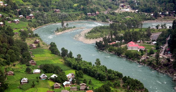 Karen Azad Kashmir - Best Camping Sites in Pakistan
