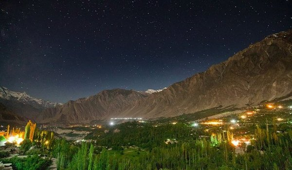 Karimabad Hunza Valley - Best Camping Sites in Pakistan