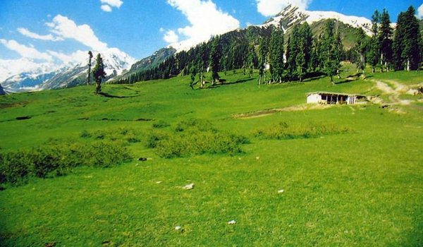 Lalazar - Best Camping Sites in Pakistan