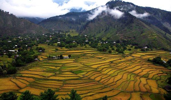 Leepa Valley - Best Camping Sites in Pakistan