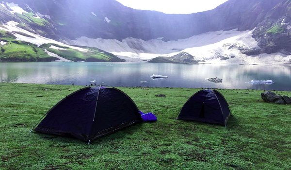 Ratti Gali Lake - Best Camping Sites in Pakistan