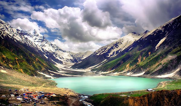 Saiful Maluk Lake - Best Camping Sites in Pakistan