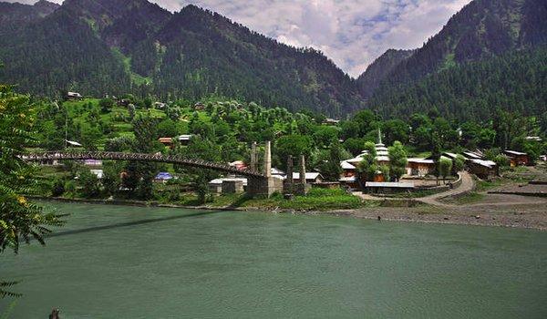 Sharda - Best Camping Sites in Pakistan