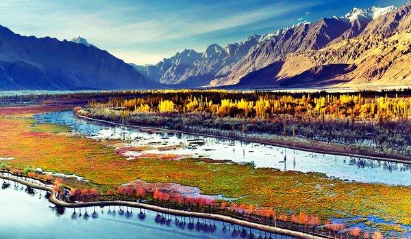 Skardu - Best Camping Sites in Pakistan