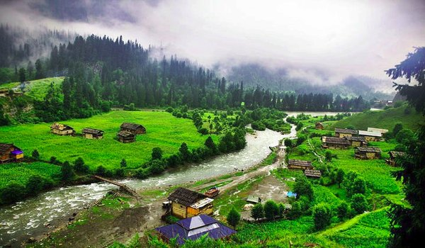 Taobut - Best Camping Sites in Pakistan