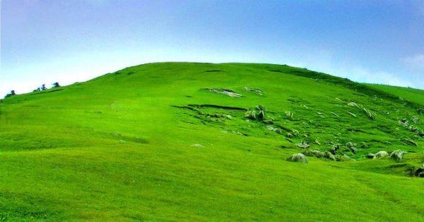 Toli Pir Azad Kashmir - Best Camping Sites in Pakistan
