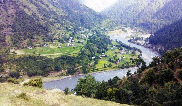 Upper Neelum Azad Kashmir - Best Camping Sites in Pakistan