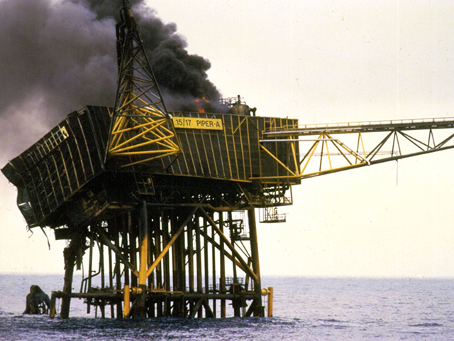 Deadliest Accidents in Oil And Gas Industry-Piper-Alpha
