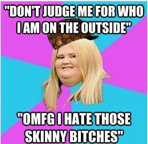 21. Don't joke about obesity