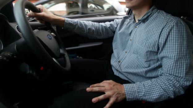 3. Not wearting a seatbelt