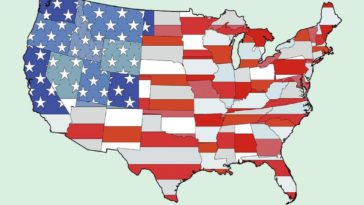 Dangerous States in USA