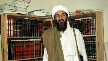 Osama Bin Laden died in 2001