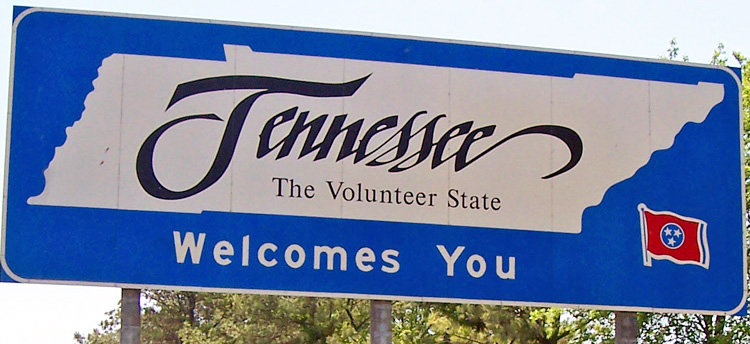 Tennessee ranks #4 in the most dangerous states in America