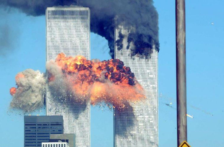 911 raw footage
