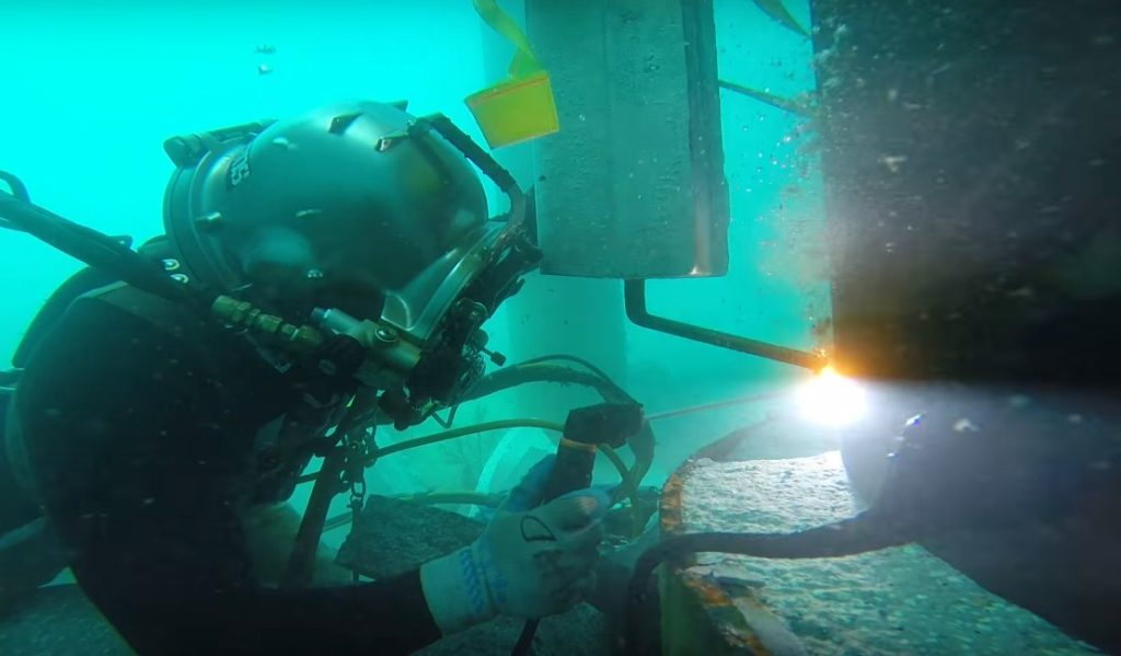 Risks Involved in Underwater Welding - risk 3