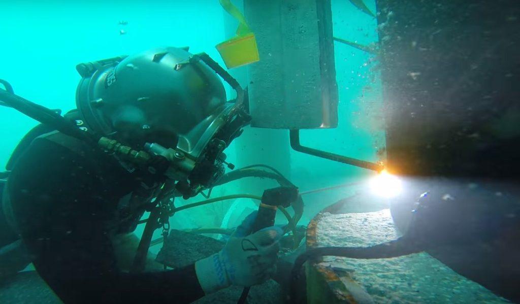 Risks Involved in Underwater Welding - risk 3